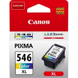 Tinta Canon 546XL Color...