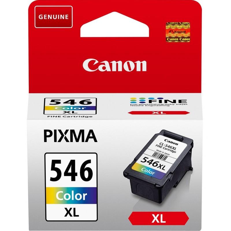 Tinta Canon 546XL Color CL-546XLC/MY
