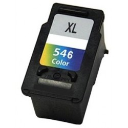 Tinta Compatible Canon 546XL Color