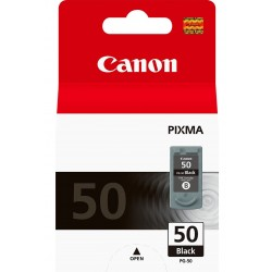 Tinta Canon 50 Negro PG-50BK