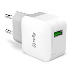 Cargador USB Celly Turbo 2.4A