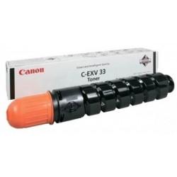 Tóner Canon C-EXV33 Negro