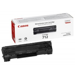 Tóner Canon 712 Negro