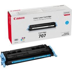 Canon 707 Cyan Toner