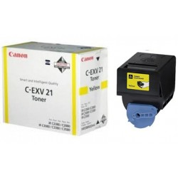Tóner Canon C-EXV21 Amarillo