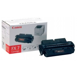 Tóner Canon FX7 Negro