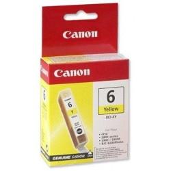 Tinta Canon 6 Amarillo BCI-6Y