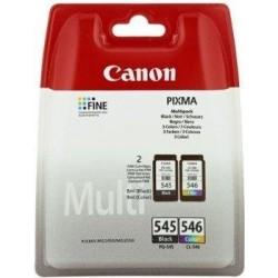 Tinta Canon 545+546 PG-545/CL-546