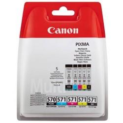Tinta Canon 570+571 PGI-570/CLI-571CMY