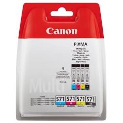 Tinta Canon 571 Multipack CLI-571BK/C/M/Y
