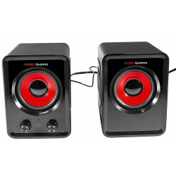 Altavoces 2.0 Tacens Mars Gaming MS3