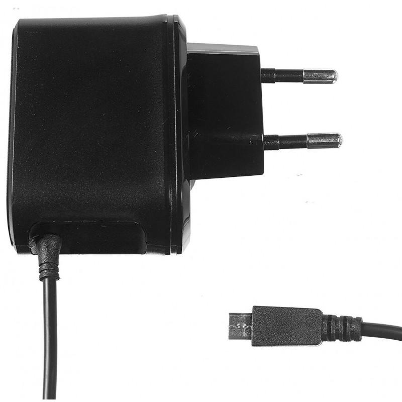 Cargador Micro USB Celly Negro 2.1A