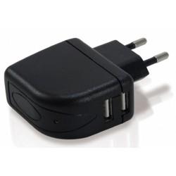 Cargador USB Conceptronic 2.1A