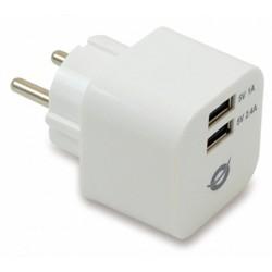 Cargador USB Conceptronic 3.4A