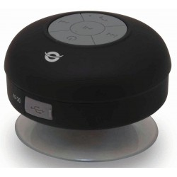 Altavoz Bluetooth Conceptronic CSPKBTWPSUCB