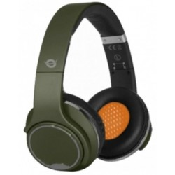 Auriculares Bluetooth Conceptronic Verde