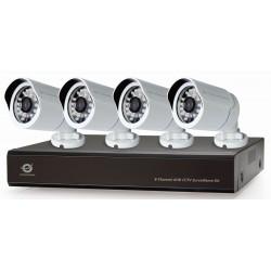 Kit de Vigilancia Conceptronic 8 Canales 1080