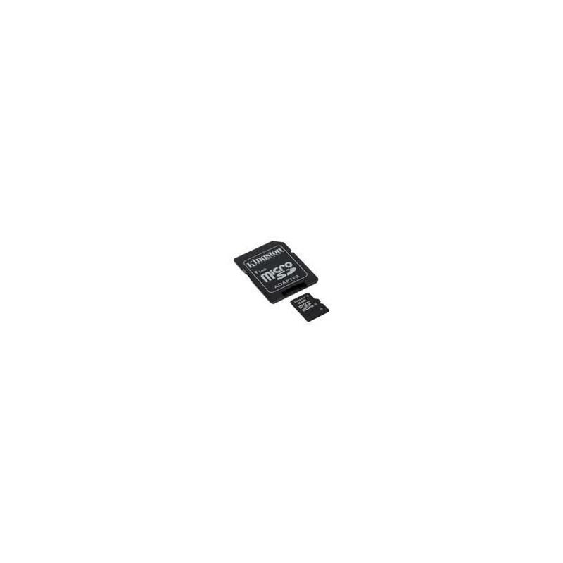 Kingston Micro Sd 4 Gb Mas Adaptador Sd Sdc4/4Gb
