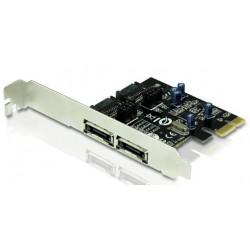 Tarjeta PCIe 2 Puertos SATA...