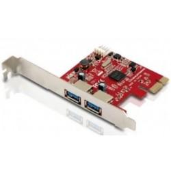 Tarjeta PCIe 2 Puertos USB...