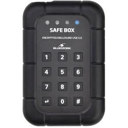"Caja USB 3.0 Disco 2,5"" SATA Bluestork Safe Box"