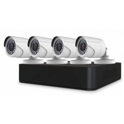Kit de Vigilancia Conceptronic 4 Canales 720P