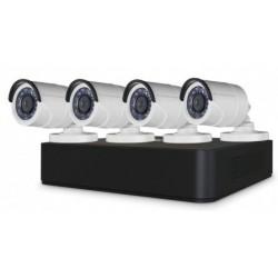 Kit de Vigilancia Conceptronic 8 Canales 720P