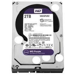 """Disco Duro SATA 3,5"""" 2TB WD Purple WD10PURZ"""