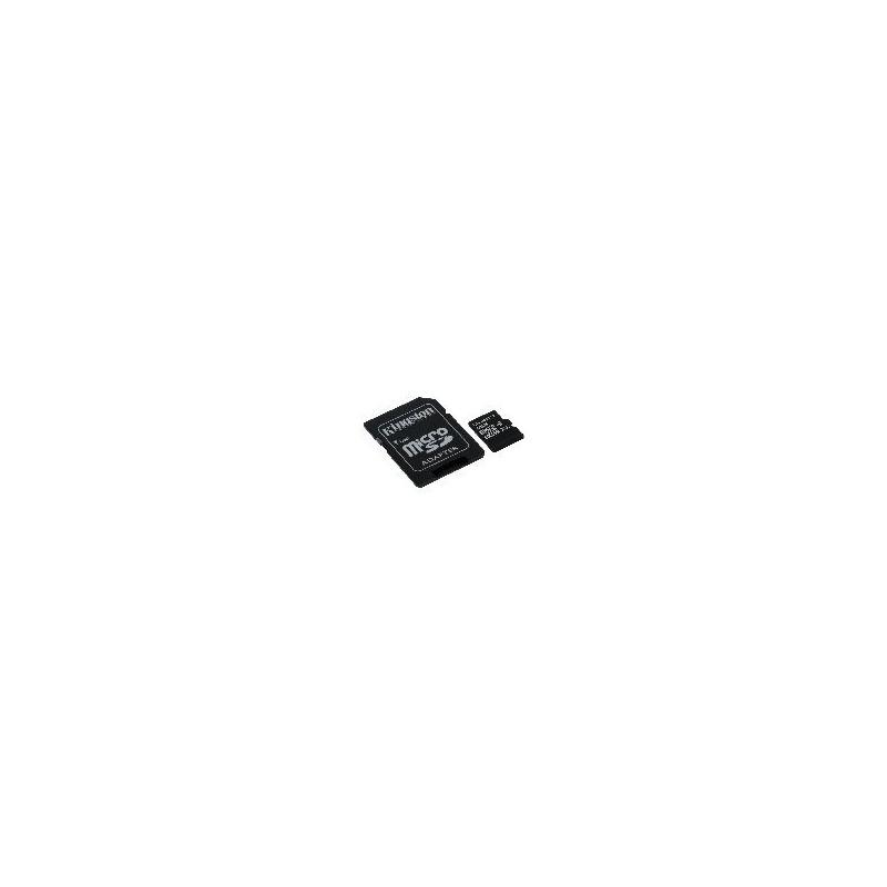 Kingston Micro Sdhc 8 Gb Mas Adaptador Clase 10