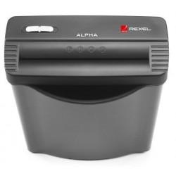Destructora Rexel Alpha Confeti