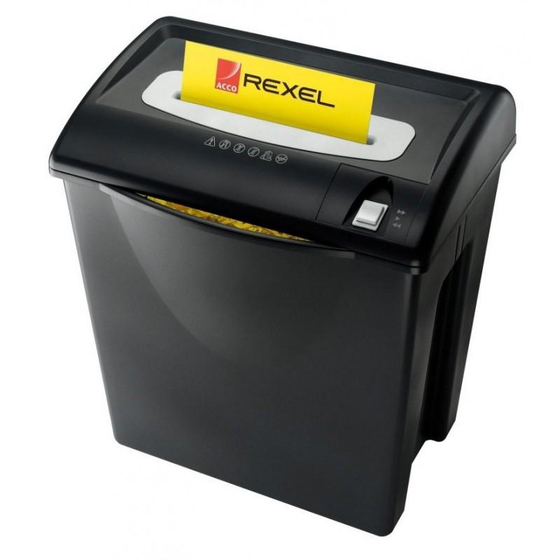 Rexel V125 shredder confetti