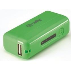 Batería Externa 2200 Celly Verde