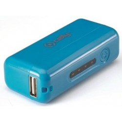 Batería Externa 2200 Celly Azul