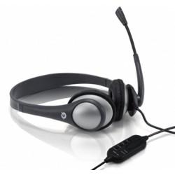 Auriculares con Micrófono Conceptronic Usb