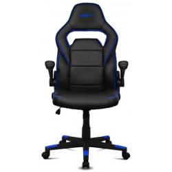 Silla Gaming Drift DR75 Negra y Azul