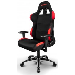 Silla Gaming Drift DR100 Negra y Roja