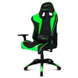 Silla Gaming Drift DR300 Negra y Verde