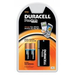 Batería de Bolsillo Duracell para Ipod y MiniUSB