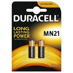 Pila MN21 Duracell 2 Unidades