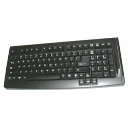 Magnetic Stripe Reader Keyboard Ps2-Posiflex