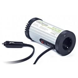 Conversor de Corriente de 12V a 230V 150W para Coche Energenie