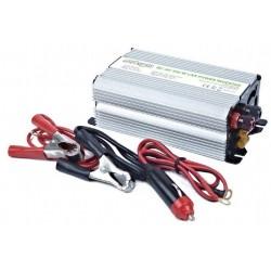 Conversor de Corriente de 12V a 230V 300W para Coche Energenie