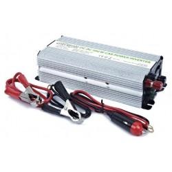 Conversor de Corriente de 12V a 230V 500W para Coche Energenie