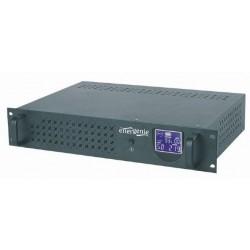 SAI UPS para Rack de 1500VA Energenie con LCD