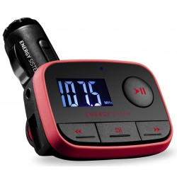 MP3 para Coche Energy Sistem F2 Racing Red