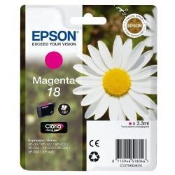 Epson Ink 18 Magenta T1803