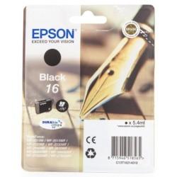 Tinta Epson 16 Negro T1621