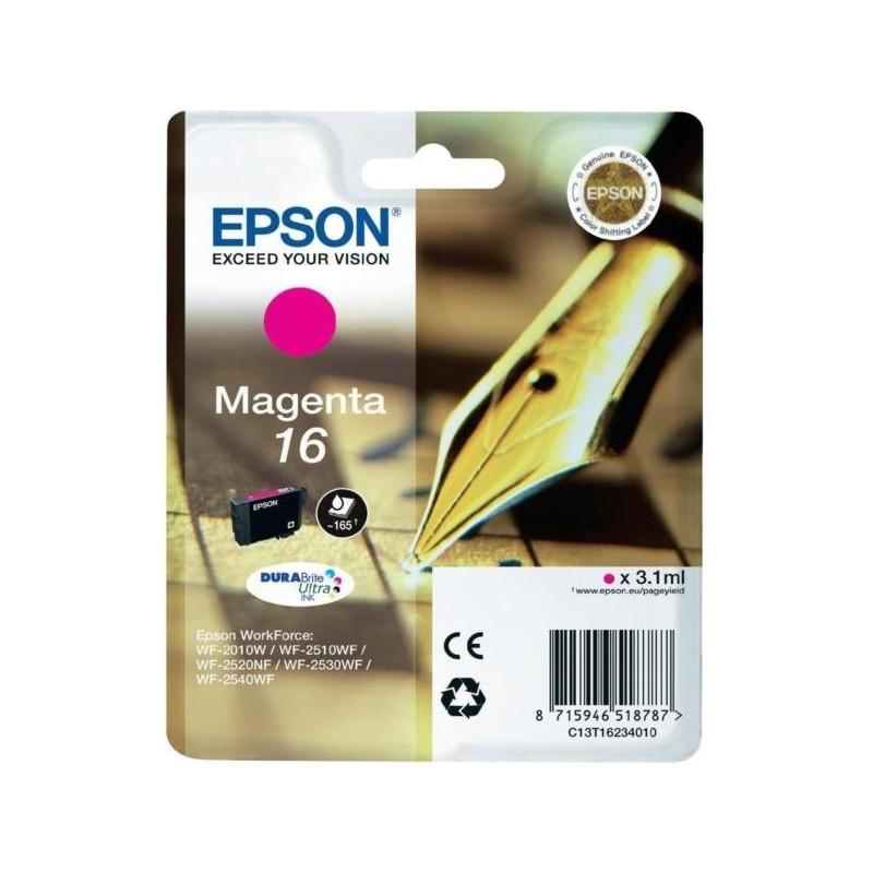 Tinta Epson 16 Magenta T1623