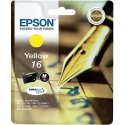 Tinta Epson 16 Amarillo T1624