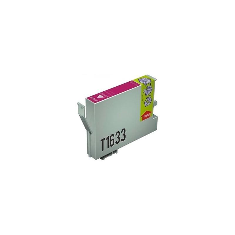 Tinta Compatible Epson 16XL Magenta T1633